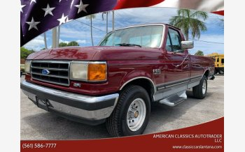 1991 Ford F150 for sale 101340868
