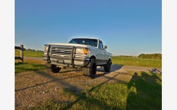 1991 Ford F150 2WD Regular Cab for sale 101521466