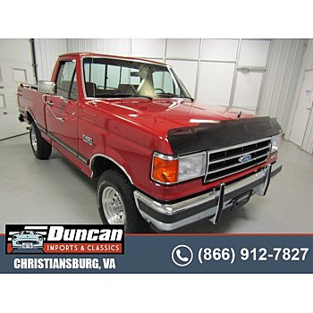 1991 Ford F150 for sale 101575831