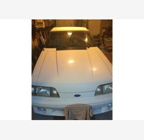 1991 Ford Mustang GT Convertible for sale 100906345