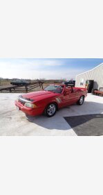 1991 Ford Mustang LX V8 Convertible for sale 101240710