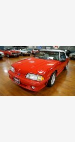 1991 Ford Mustang GT Convertible for sale 101257497