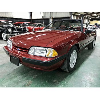 1991 Ford Mustang LX V8 Convertible for sale 101290951