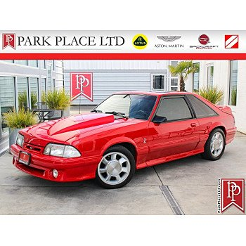1991 Ford Mustang for sale 101321287
