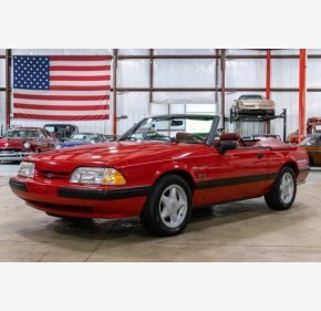 1991 Ford Mustang LX V8 Convertible for sale 101334536