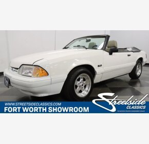1991 Ford Mustang for sale 101383207