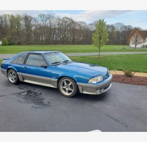 1991 Ford Mustang GT for sale 101452481
