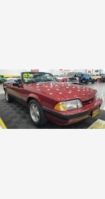 1991 Ford Mustang LX Convertible for sale 101484552
