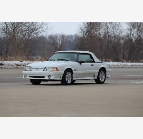 1991 Ford Mustang GT Convertible for sale 101064125