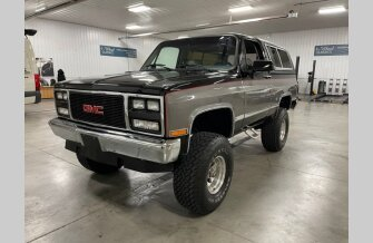 1991 GMC Jimmy 4WD for sale 101482979