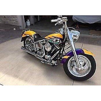 1991 Harley-Davidson Softail for sale 200558681