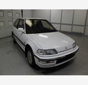 1991 Honda Civic for sale 101086519