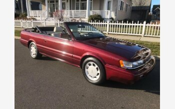 1991 Infiniti M30 Convertible for sale 101068173