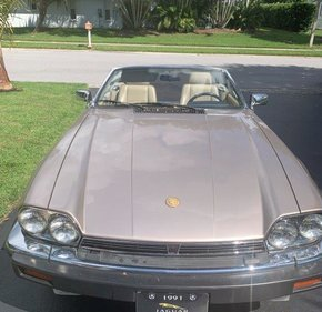 1991 Jaguar XJS V12 Convertible for sale 101386816