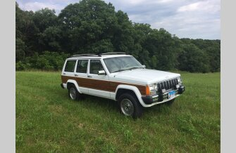 1991 Jeep Cherokee 4WD Briarwood 4-Door for sale 101203109