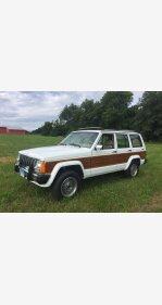 1991 Jeep Cherokee 4WD Briarwood 4-Door for sale 101203109
