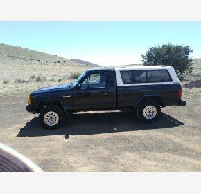 1991 Jeep Comanche 4x4 Eliminator for sale 101144155