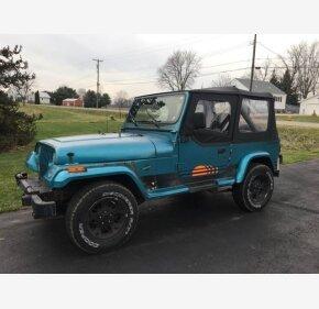 1991 Jeep Wrangler 4WD Islander for sale 101060920