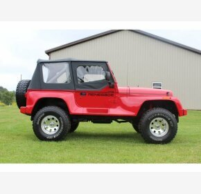 1991 Jeep Wrangler for sale 101279744