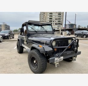 1991 Jeep Wrangler 4WD S for sale 101285225