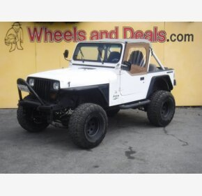 1991 Jeep Wrangler for sale 101360459