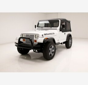 1991 Jeep Wrangler 4WD S for sale 101399780