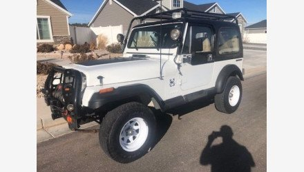 1991 Jeep Wrangler for sale 101414353