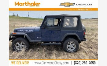 1991 Jeep Wrangler for sale 101502954