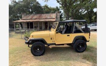 1991 Jeep Wrangler 4WD Laredo for sale 101599356
