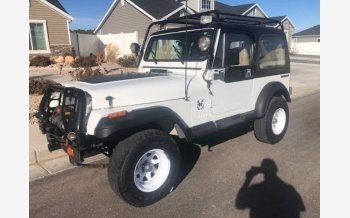1991 Jeep Wrangler for sale 101457985