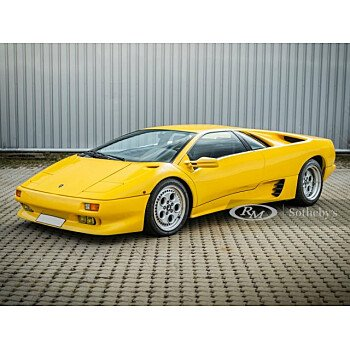 1991 Lamborghini Diablo for sale 101319476