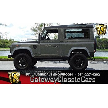 1991 Land Rover Defender for sale 101046773