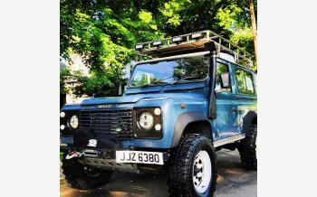 1991 Land Rover Defender 90 for sale 101292029