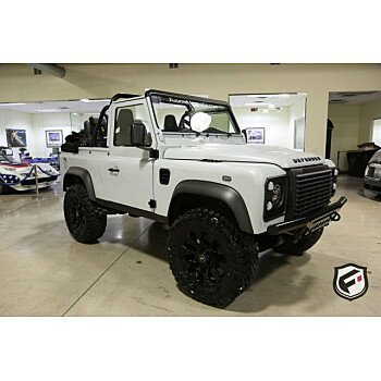 1991 Land Rover Defender for sale 101327080