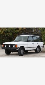 1991 Land Rover Range Rover for sale 101380066
