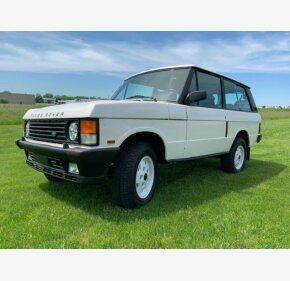 1991 Land Rover Range Rover for sale 101356250