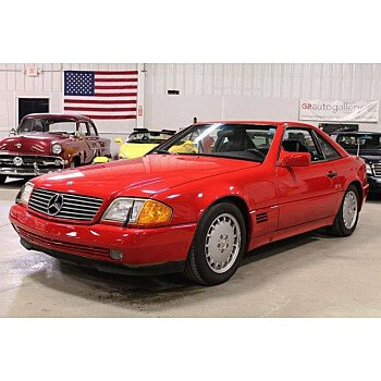 1991 Mercedes-Benz 300SL for sale 101082871