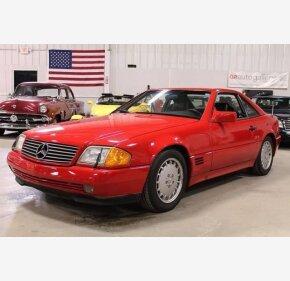 1991 Mercedes Benz 300sl For 101082871