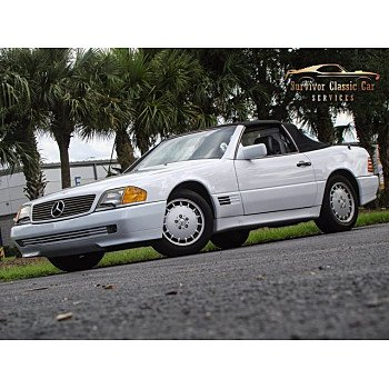1991 Mercedes-Benz 300SL for sale 101377022
