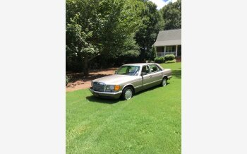 1991 Mercedes-Benz 420SEL for sale 101407555