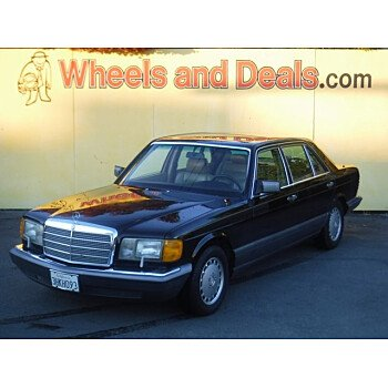 1991 Mercedes-Benz 420SEL for sale 101410284