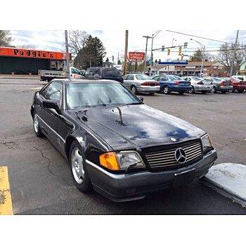 1991 Mercedes-Benz 500SL for sale 100913434