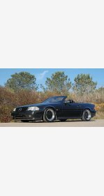 1991 Mercedes-Benz 500SL for sale 101031945