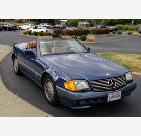 1991 Mercedes-Benz 500SL for sale 101111623
