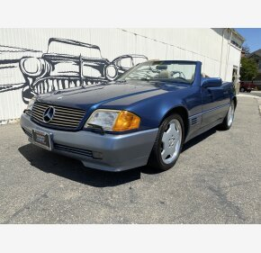 1991 Mercedes-Benz 500SL for sale 101363884
