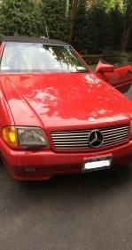 1991 Mercedes-Benz 500SL for sale 101368313
