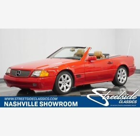 1991 Mercedes-Benz 500SL for sale 101402765