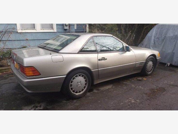 1991 Mercedes-Benz 500SL for sale 101587480