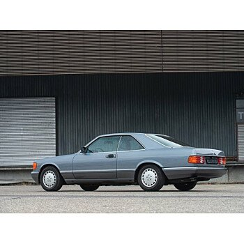 1991 Mercedes-Benz 560SEC for sale 101096392