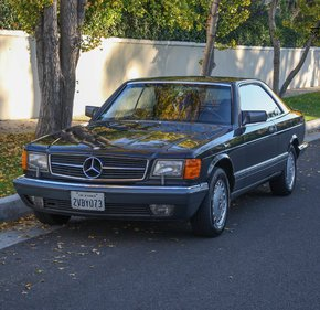 1991 Mercedes-Benz 560SEC for sale 101066970
